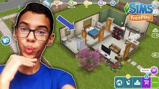 REFORMANDO A CASA ️ série ao zero no The Sims FreePlay 2