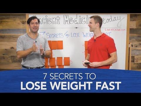7 Secrets to Lose Weight Fast | Dr. Josh Axe & Jordan Rubin