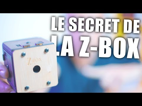 Résoudre le SECRET de la Z-Box !