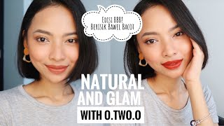 Nyobain Makeup Baru | O.TWO.O One Brand Makeup Penuh Drama Tutorial | Ayunisa
