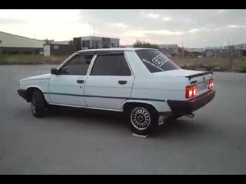 93 Model Renault 9 Broadway Sifir Cizme
