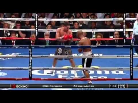 Danny Garcia Vs Zab Judah - Full Fight