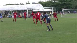 2017 BSL International Football Festival - U15 Shield Final JSSL Elite vs. FC PLANET