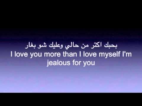 Yalli B2albak Asrary - Fadel Shaker Lyrics & Translation - يلي بقلبك اسراري