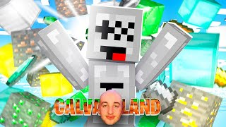 EL MAYOR CHETO DE MINECRAFT !! CALVALAND #30 BYTARIFA GAMING