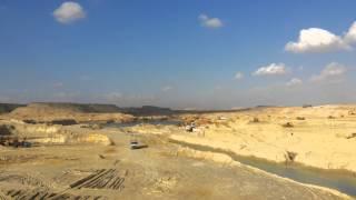 قناة السويس الجديدة : أكبر قناة للمياه الجوفية فى القناة الجديدة