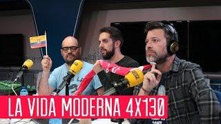 La Vida Moderna 4x130...es que el zumo de frutas Mediterráneo pueda contener trazas de refugiado