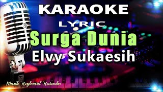 Download Mp3 Surga Dunia Karaoke Tanpa Vokal