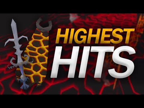 Highest Possible Hits In OSRS
