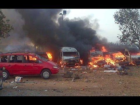 Nigeria bomb blast in Abuja kills 71