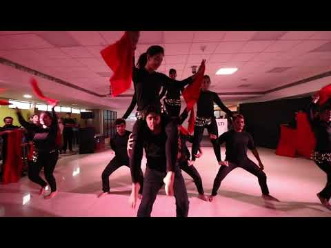 Dance-O-Mania | Scintillations 2017-18 | Geeks And Freaks