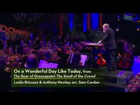 On a Wonderful Day Like Today - Mormon Tabernacle Choir