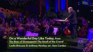 On a Wonderful Day Like Today - Mormon Tabernacle Choir