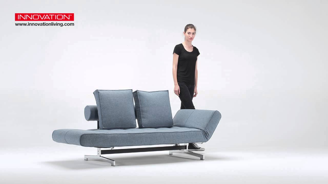 Bettsofa Jimmy Innovation Ghia Schlafsofa Produktvorstellung