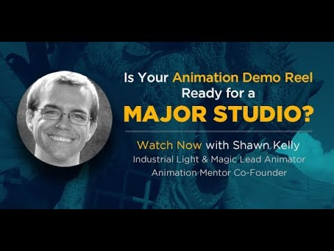 Is your demo reel ready for a major studio?