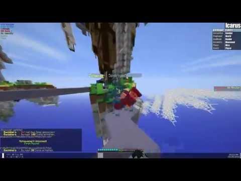 ES GIBT ANDERE HACKER?!   Lets Hack Minecraft   Backwars & SG   Icarus b15    /w Mitspieler   #29