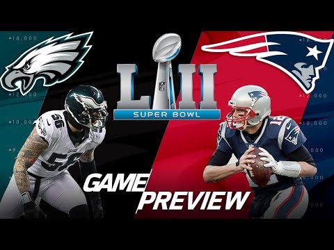 Eagles vs. Patriots: Why Super Bowl LII will be Won in the Trenches | Film Review | NFL Highlights