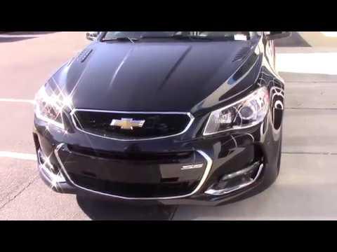 2017 Chevrolet SS Wilson, NC WalkAround