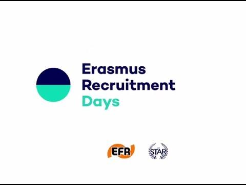 Erasmus Recruitment Days 2017 Aftermovie