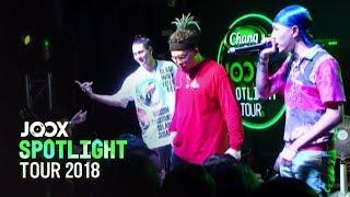 YOUNGOHM, FIIXD, Wonderframe และ Gavin D LIVE | JOOX Spotlight Tour 2018 @Hashtags