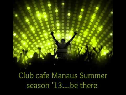 THIS WEEKEND @ ClubCafe Manaus