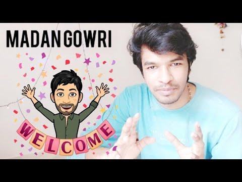 Welcome to my Home | Tamil | Madan Gowri | MG Vlog