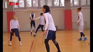 Баскетбол: Дівчата готуються до Іспанії