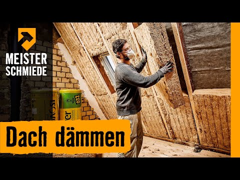 Dach dmmen | HORNBACH Meisterschmiede