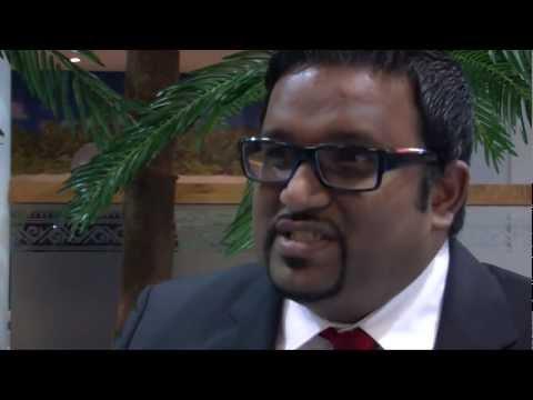Ahmed Adeeb Abdul Gafoor, Minister of Tourism, Maldives