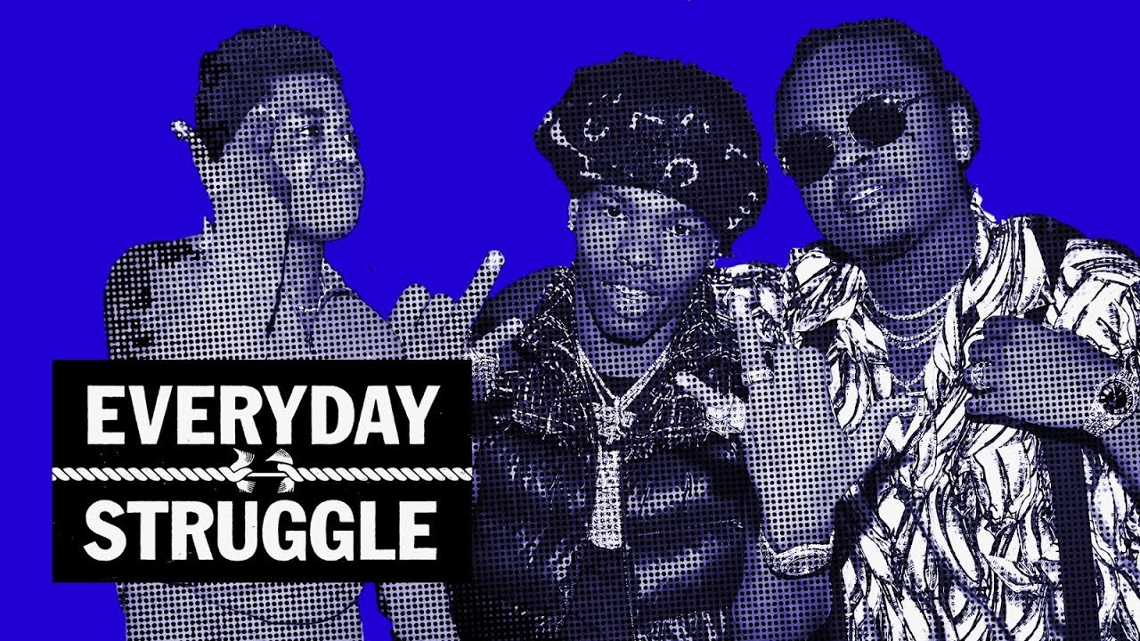 Gunna & Lil Baby 'Drip Harder' Anticipation, Kodak Update, Drake v K.Dot Classics| Everyday Struggle