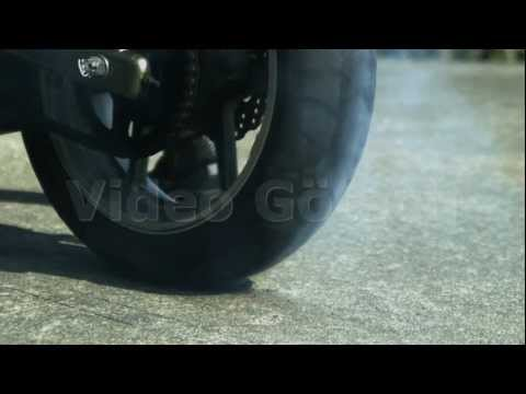 Download Youtube: Slow Motion - Burnout - 2,000 fps