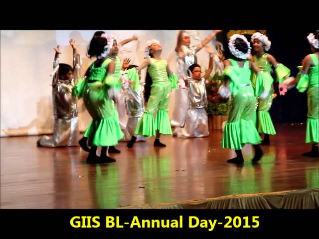 GIIS BL Annual Day 2015