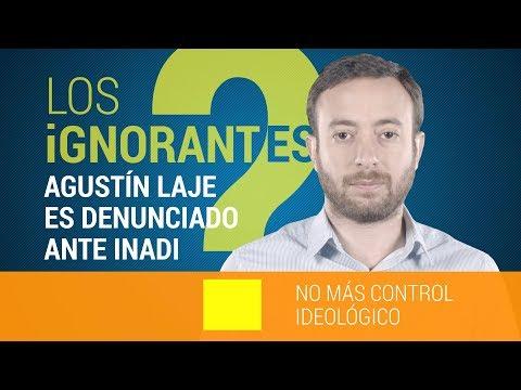 Agustín Laje fue denunciado ante INADI: acá su respuesta