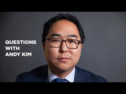 Andy Kim On 2018 U.S. House Election For New Jersey's 3rd District