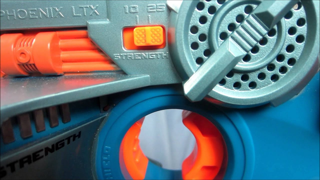 nerf laser tag review
