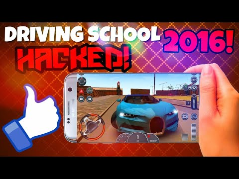 driving school 2016 apk mod hack