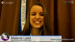 Miss Nationwide - Lisa Opie - Melanie Ladd   PageantLIVE Jan 21, 2014