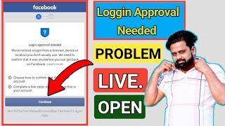 Loggin Approval Needed Facebook Problem 2021 || How to open login was not approved facebook account screenshot 3