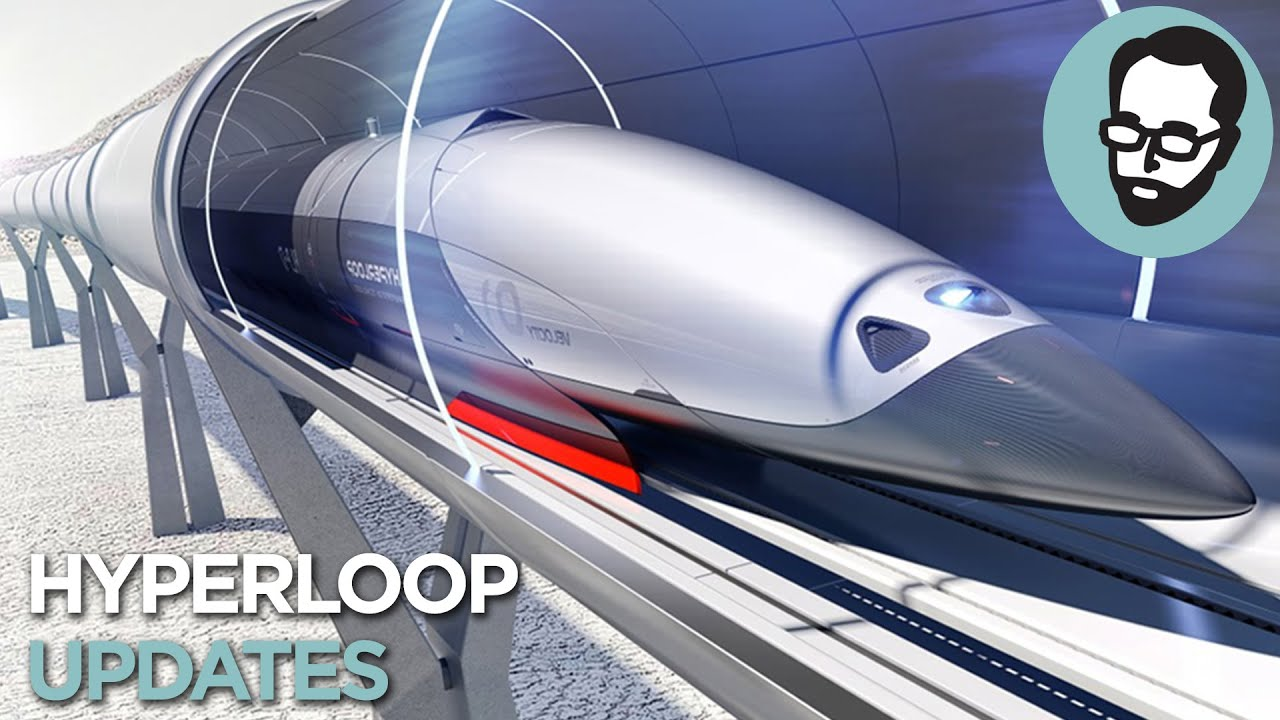 What's Happening (And Not Happening) With Hyperloop | Answers With Joe