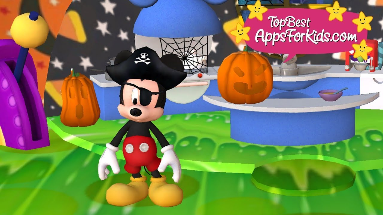 celebrate halloween 2017 with minnie u0026 mickey mouse clubhouse