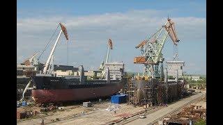 Крымское кораблестроение. Залив|Море|Севморзавод