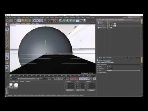 CINEMA 4D - Camera Calibration