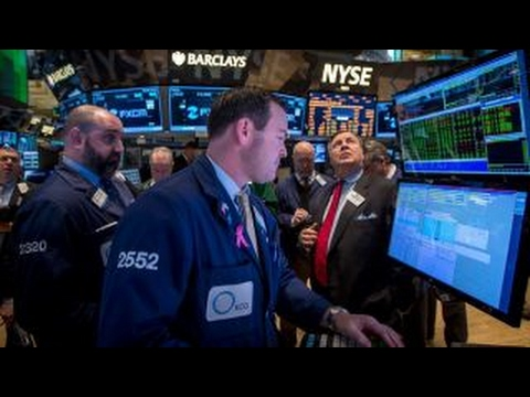 Markets waiting for Trump to deliver on economic policy?