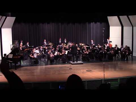 Dublin Jerome - Winter 2018 Wind Symphony