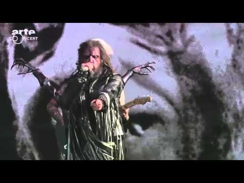 Rob Zombie live Hellfest   20\06\2014 full