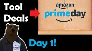 Amazon Prime Day Tool Deals (Day 1)