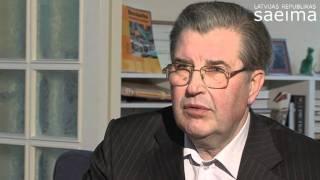 Anatolijs Gorbunovs par 1991.gada augusta notikumiem