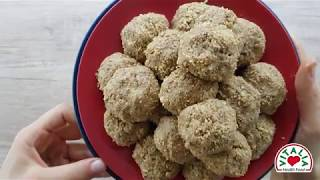 Vitalia healthy food - Крцкави чоколадни бомбици (diet, посно)