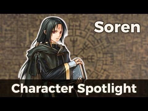 Fire Emblem Character Spotlight; Soren