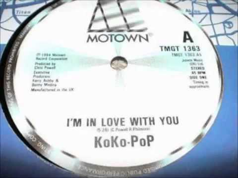 Koko Pop(I'm in love with you) 1984